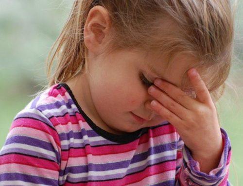Cómo se manifiesta la ansiedad en los niños