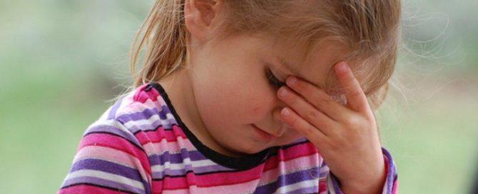 ansiedad en niños pequeños