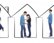 equilibrio en la convivencia en pareja