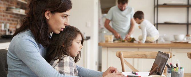 la idea de los padres perfectos
