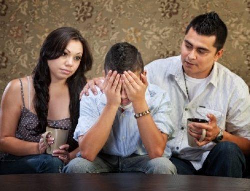 6 reglas para ayudar a un familiar con ansiedad