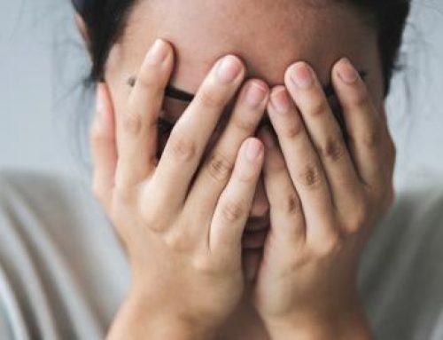 «Me da pena decir que tengo ansiedad»